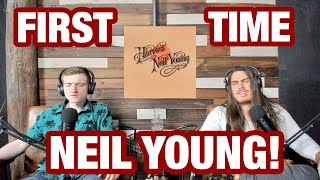 Old Man - Neil Young | College Students' FIRST TIME REACTION!