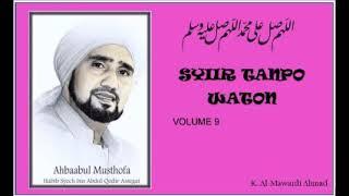 Sholawat Habib Syech - Syiir Tanpo Waton - vol9