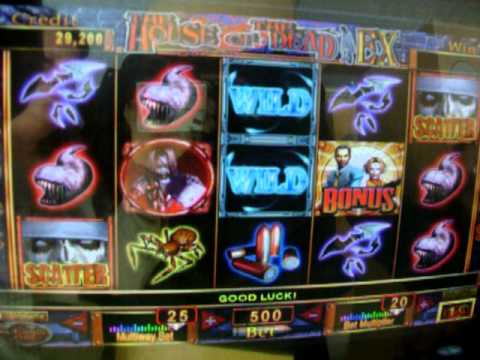House of the dead slot machine sacs de voyage avec roulettes