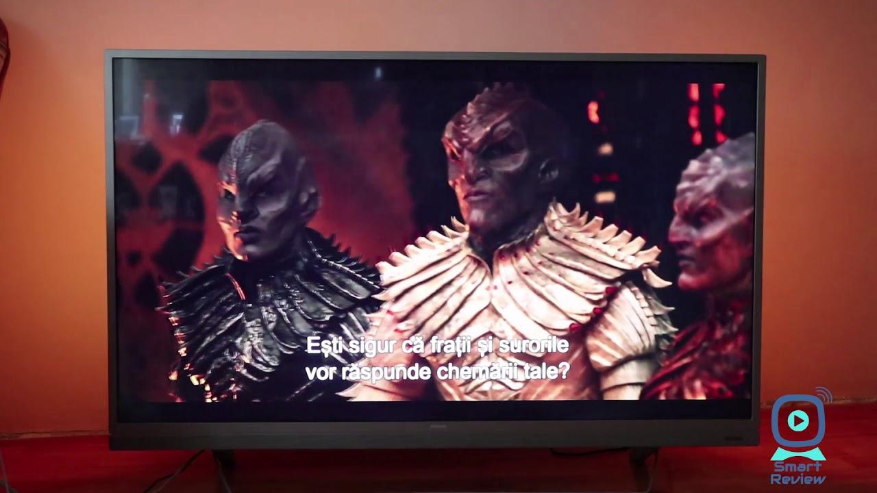 Review Smart TV Philips 49PUS6482 - Ambilight 4K UltraHD - YouTube 789ed9e674c6
