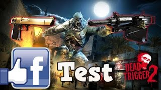 Dead Trigger 2: Testing the Facebook Version w/ Type 92 and Desert Eagle