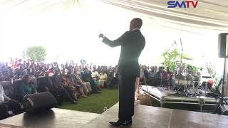 Chamisa tells Chiwenga 'God gave you a second chance to do the right things for Zim'