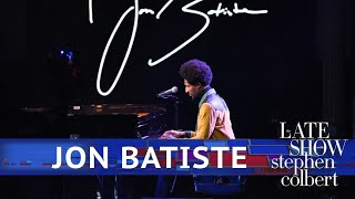 Jon Batiste Performs 'Don't Stop'