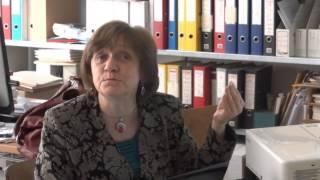 Prof. dr Ilona KOUTNY pri la Interlingvistikaj Studoj ĉe UAM, Poznano (1)