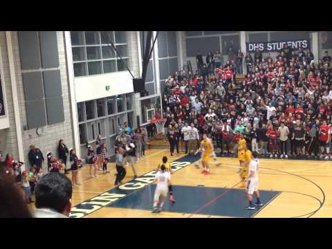 Dublin high buzzer beater 2015