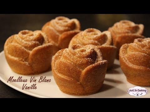 recette-de-moelleux-au-vin-blanc-et-à-la-vanille