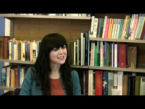 University of Reading, Postgraduate English Literature and their time on campus