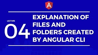angular2 explanation of files and folders created by angular cli