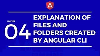 angular2 explanation of files and folders created by angular cli