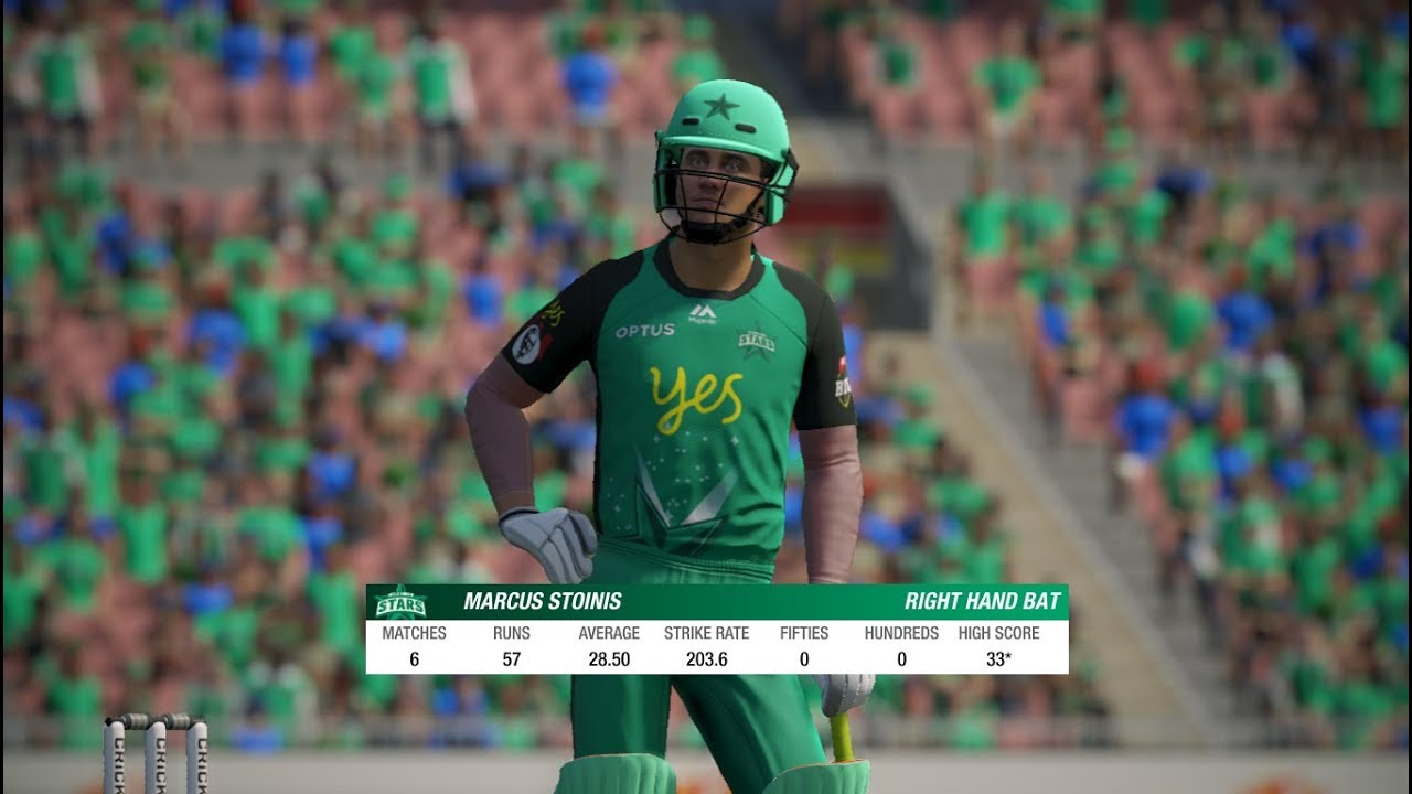 Melbourne Stars Vs Adelaide Strikers 13th T20 Match BBL ...