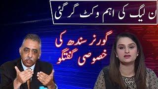 Muhammad zubair Talk About khawaja Asif Disqualification   Neo News