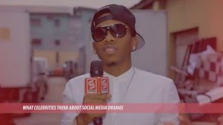 E. News | Tekno, AY Comedian Speak on Celebrity Feud on Social Media