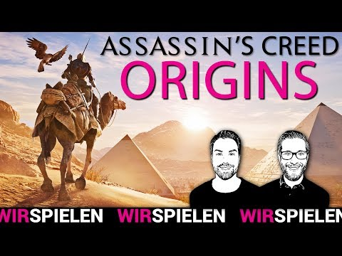 Assassin's Creed Origins: Göttlicher Neuanfang ohne Revoluti