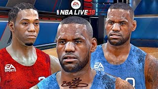 NBA LIVE 18 🔥 OFFENSIVE & DEFENSIVE CONTROL TIPS & TRICKS NEW BASKETBALL BASICS CAPTAIN DRILLS!!!