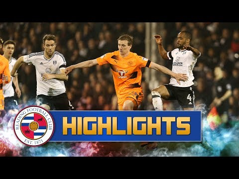 2-minute review: Fulham 1-0 Reading (Sky Bet Championship), 10th April 2018