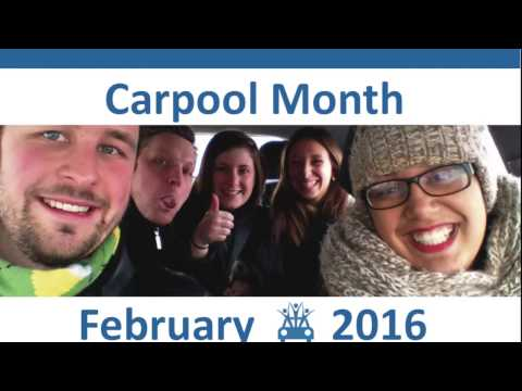 #CarpoolMonthWR 2016 in Waterloo Region