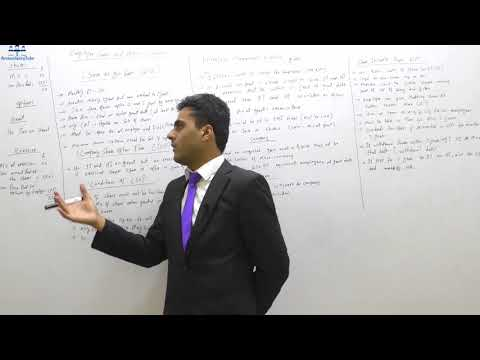 Employee Share Schemes | ACCA P6 UK| AccountancyTube.com