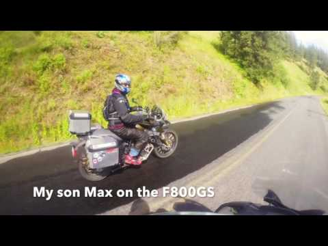 Oregon County Road Ride