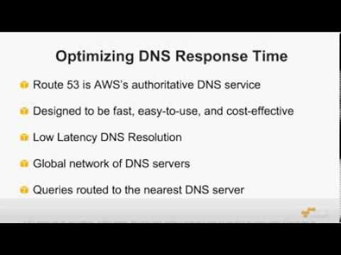 AWS Webcast - Using Amazon CloudFront-Accelerate Static, Dynamic, Interactive Content