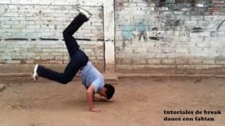 Tutorial: 65 pasos de break dance / Guia para PRINCIPIANTES, MEDIOS Y EXPERTOS