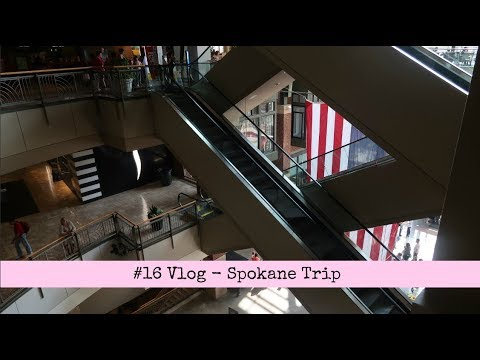 EXCHANGE YEAR USA 2017/2018 - #16 Vlog - Spokane Trip