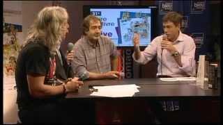 FOIRE DU LIVRE DE BRIVE 2012 : Forum des lecteurs – Le Pays d'Ici