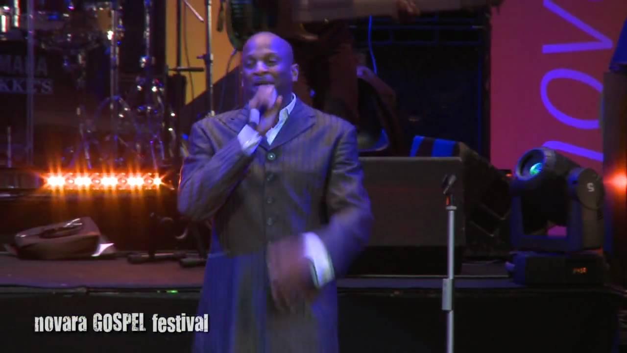 donnie-mcclurkin-caribbean-medley-live-novara-gospel-festival-2009-novaragospel
