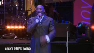 Donnie McClurkin - Caribbean Medley live @ Novara Gospel Festival 2009
