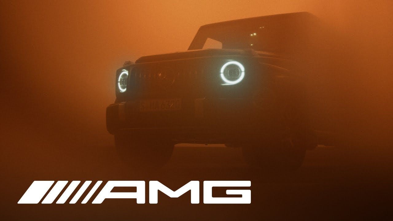 The Mercedes-AMG G 63: Stronger Than Time