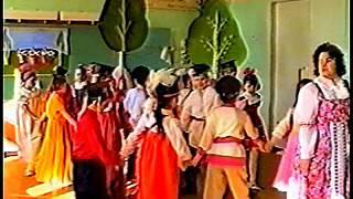 Солодовка Чехов - 8 Архив 2.2 - Открытый урок понародов+городок Мастеров