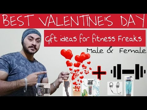 Best Valentine's day gifts for FITNESS FREAKS under ₹1000 | INDIAN HOODLUMS