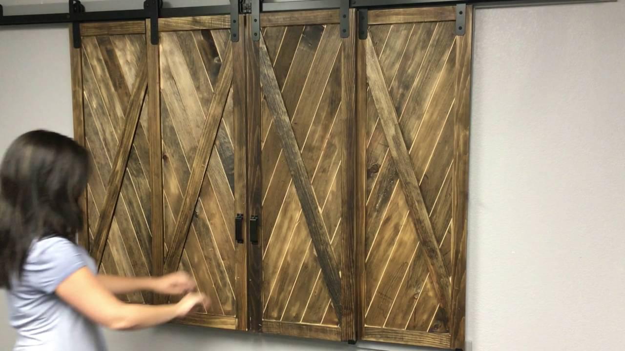Goldberg Brothers Shutter Barn Track Hardware Youtube