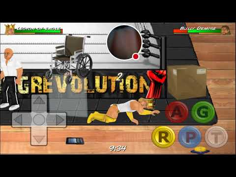 WE GOT A CONTRACT IN WRESTLING REVOLUTION  (PART 3)