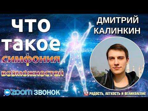 Что такое Симфония возможностей (SOP) Дмитрий Калинкин
