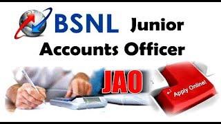 Best Books for BSNL JAO Recruitment Exam 2017