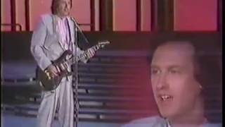 DAVE DAVIES INTW. /  LOVE GETS YOU on A.B.  1983