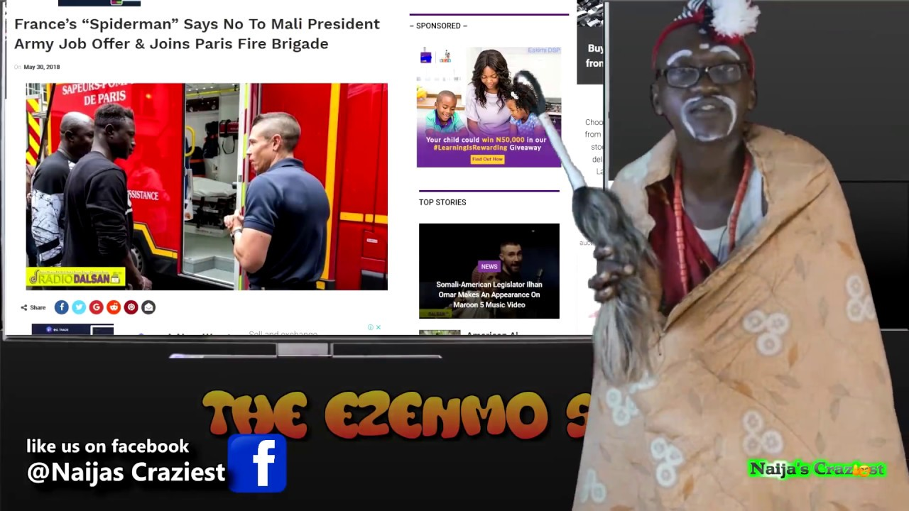 Download Tiwa Savage Exposes Bumbum As Spiderman Rejects Call From Maili President- The Ezenmo Show Ep 12