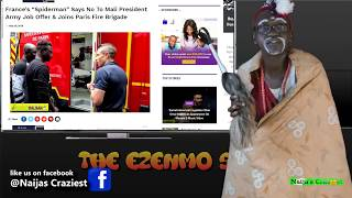 Tiwa Savage Exposes Bumbum As Spiderman Rejects Call From Maili President- The Ezenmo Show Ep 12
