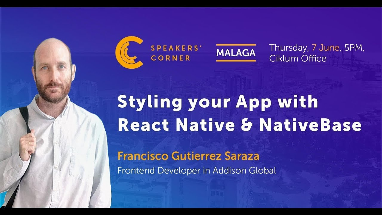 Style your App with React Native & NativeBase