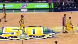 Julius Randle and Brandon Ingram Attack Jamal Murray   Lakers vs Nuggets