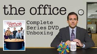 The Office Complete Series DVD Unboxing!