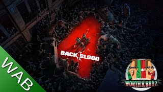 Back4Blood Review - Is it Worthabuy? (Video Game Video Review)