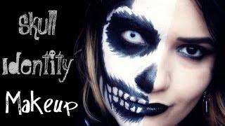 Caveiras: Skull_Identity Makeup
