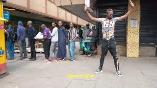 Yope Remix - Innoss'B ft Diamond Platnumz (Dance video)