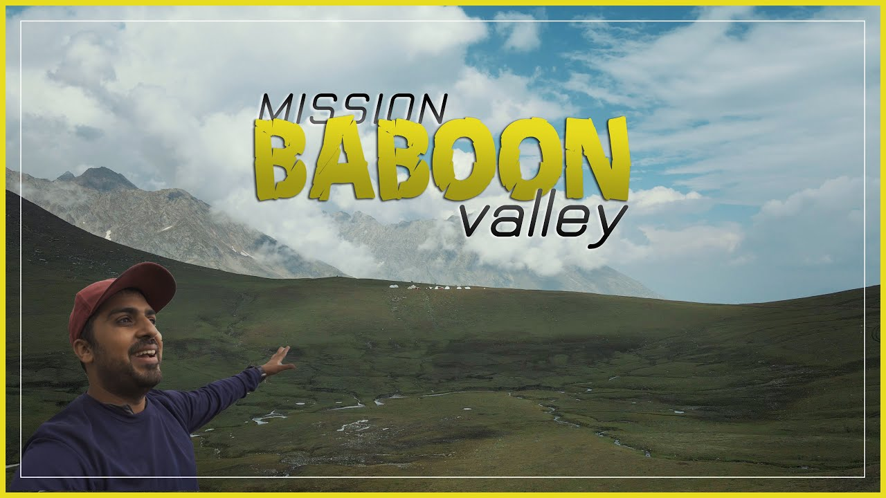 MISSION BABOON VALLEY   EP-02 MISSION KASHMIR SERIES