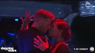 Dancing With The Stars Australia 2020 - Sharna Burgess & Pro Dancers - Latin Night