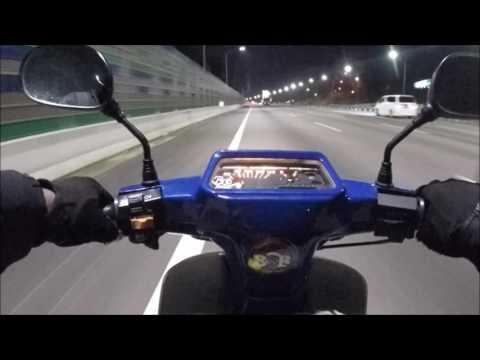 VLOG - YAMAHA Y100 SPORT RIDE TO SINGAPORE feat CIKGU ANUAR