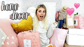 LAZY DAY HOME DECOR HAUL!