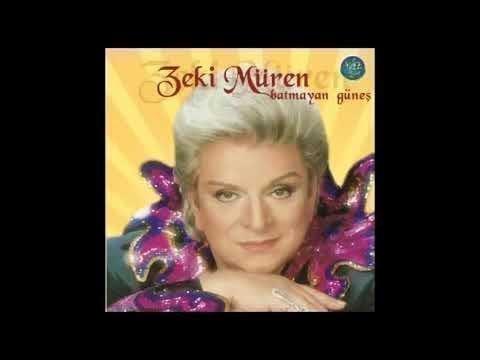 Zeki Müren Gözlerin Doğuyor Gecelerime, sorma ne haldeyim, türk sanat müziği زكي موران