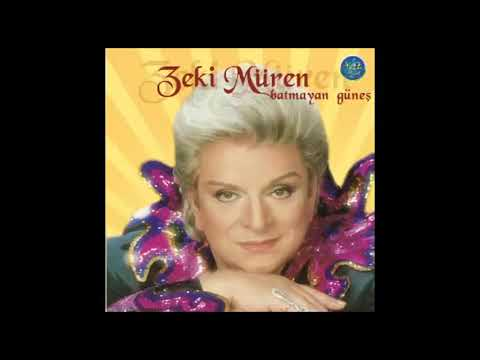 Zeki Müren, Art sun, Turkish art music, Legendary artist